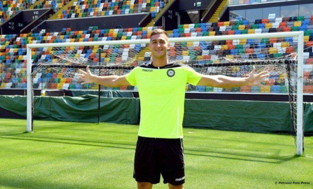 Juan Musso será el reemplazante de Esteban Andrada en la Selección Argentina para la Copa América
