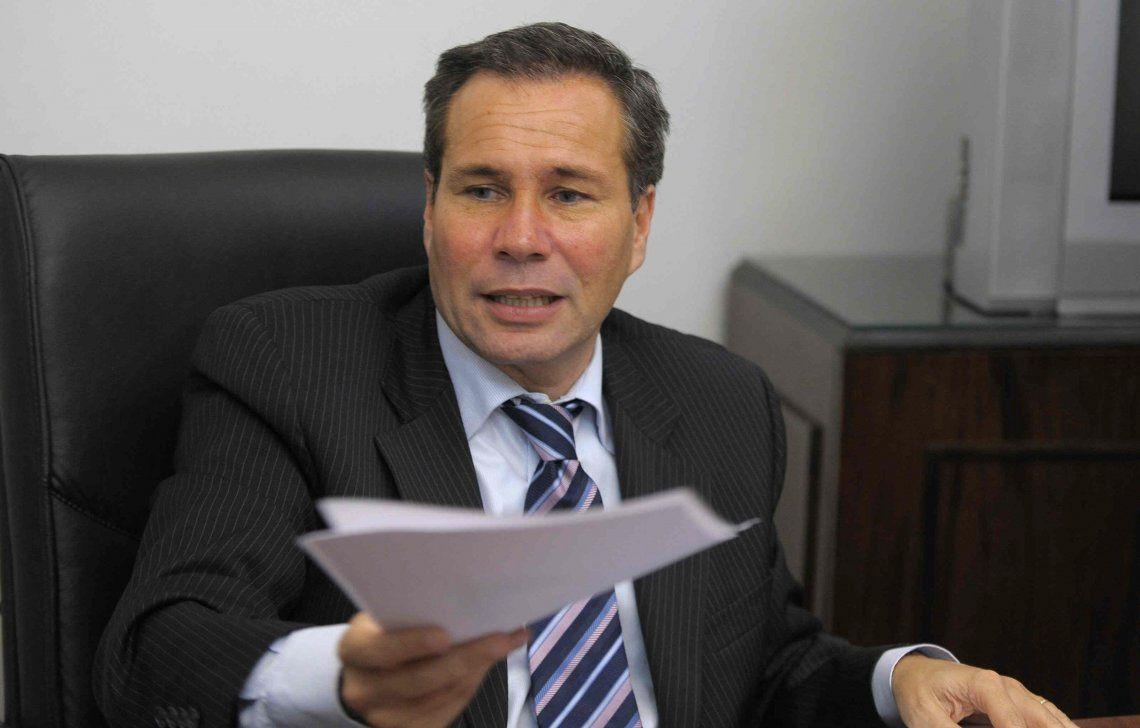 Dos días después de las imágenes Nisman presentó la denuncia penal contra la ex presidenta Cristina Kirchner.