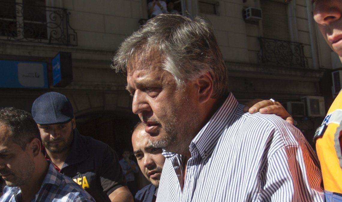 El fiscal Carlos Stornelli seguirá como investigador de la causa de los cuadernos.
