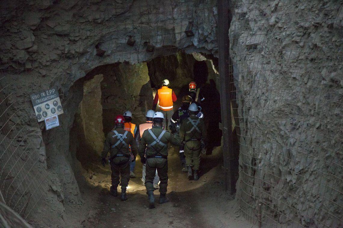 Mineros atrapados en Chile: rescataron a uno pero otro murió