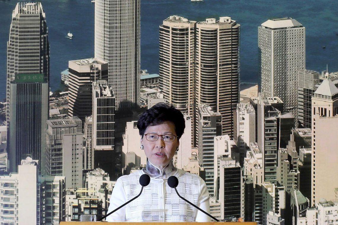 Hong Kong suspendió el proyecto de ley de extradición a China por las masivas manifestaciones en contra