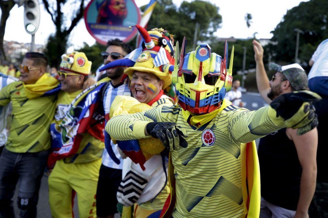 Copa América 2019: todo el color de la previa del debut de la Selección Argentina en la Copa América