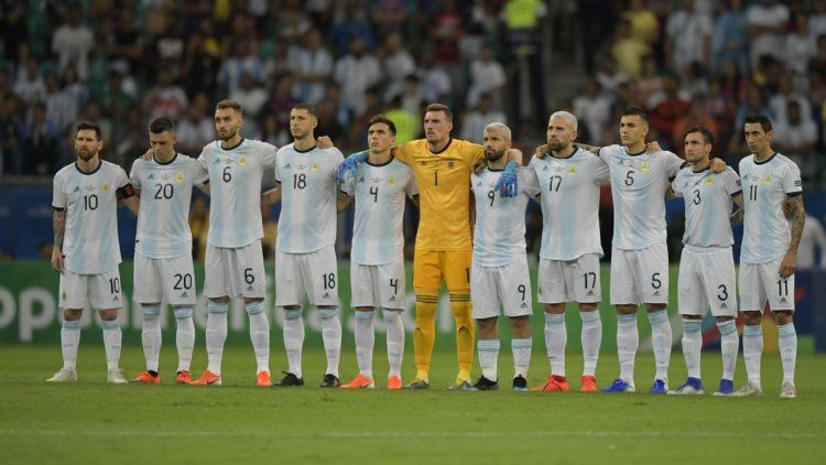 El uno x uno del papelón argentino frente a Colombia