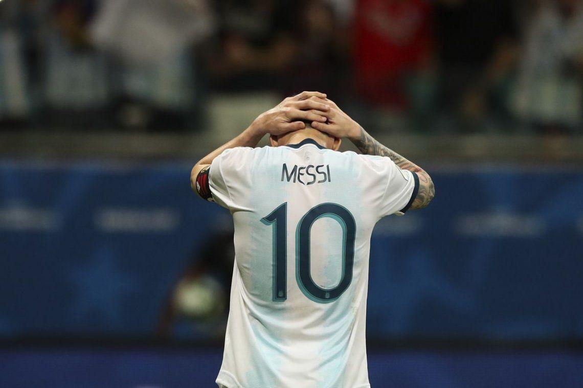Opinión | Messi: la adversidad insuperable