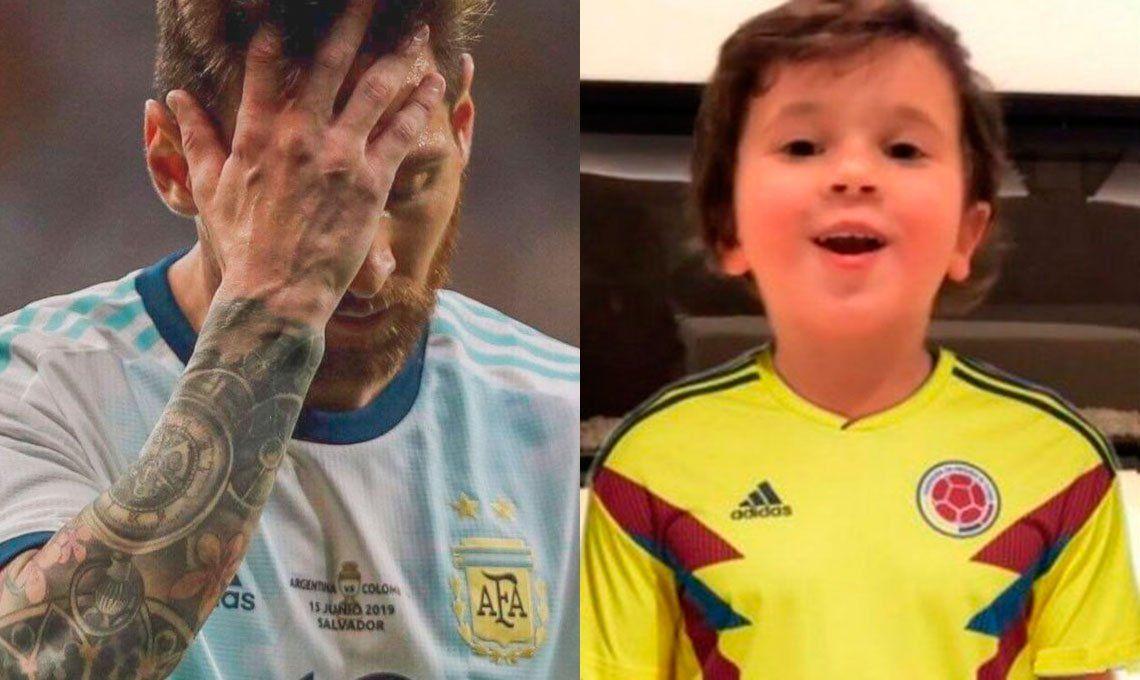 Argentina - Colombia: los memes no tienen piedad con Lionel Messi y Scaloni