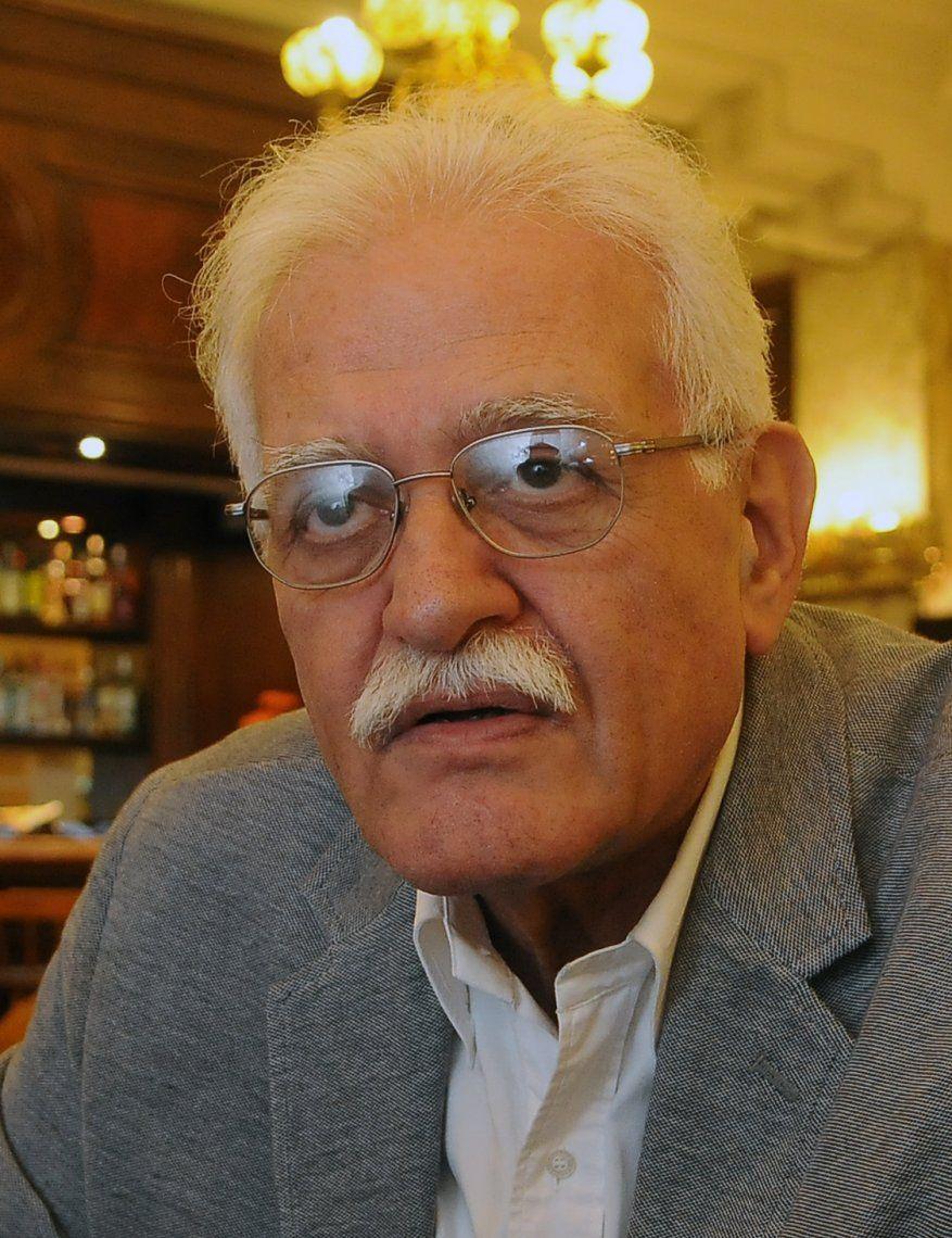 Falleció el político y economista Aldo Pignanelli