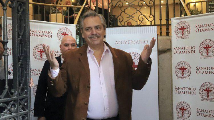Alberto Fernández le pegó Macri por el apagón en todo el país