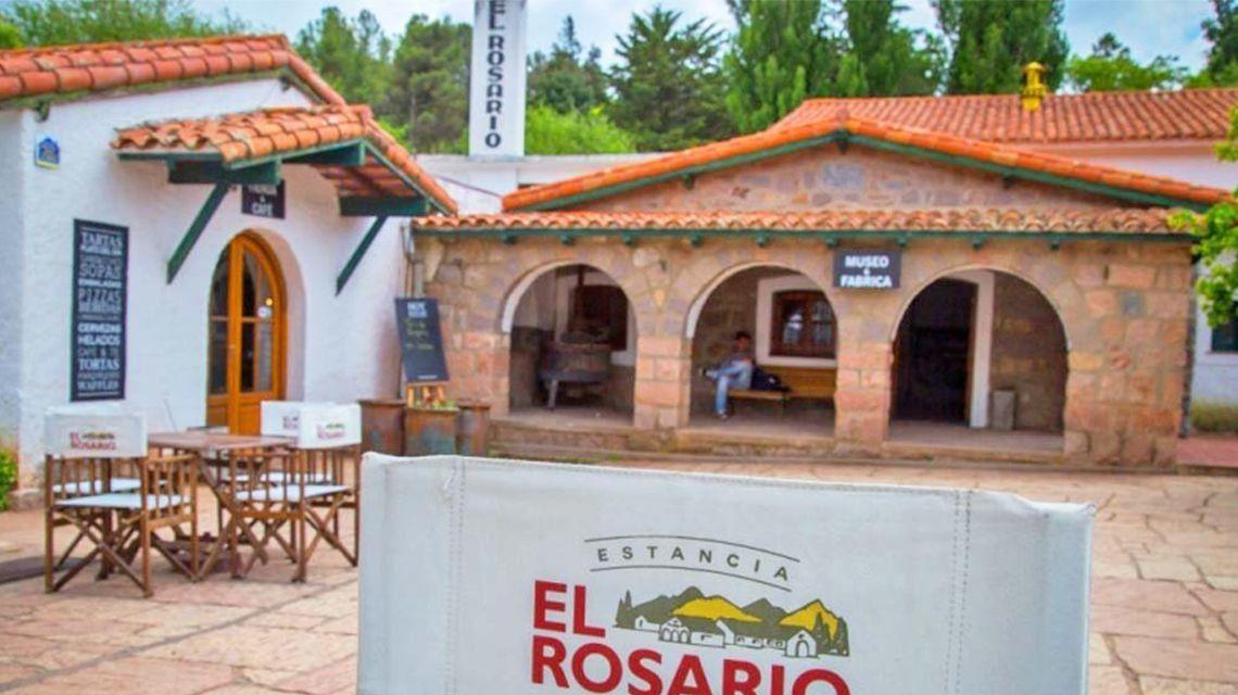 Por la crisis, la fábrica de alfajores Estancia El Rosario echó al 80% de sus empleados