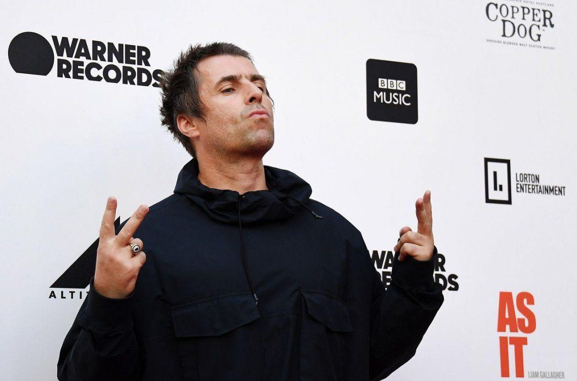 Liam Gallagher editará un Unplugged en junio