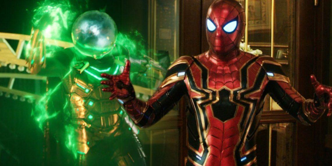 Spider-Man: Lejos de Casa | ¿Mysterio es un nuevo miembro de los Avengers?