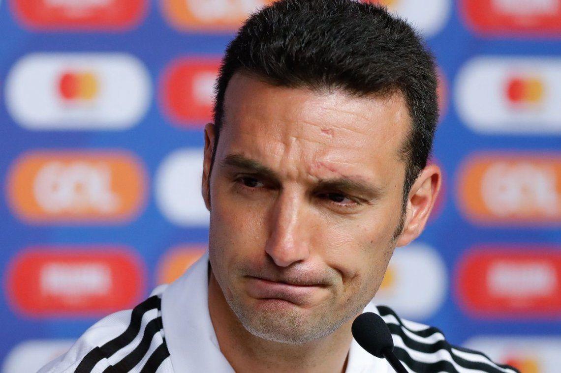 Lionel Scaloni, antes de Argentina-Paraguay: Para nosotros la Copa todavía no empezó