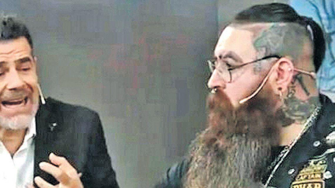 Denuncian engaño de un ex policía condenado a perpetua