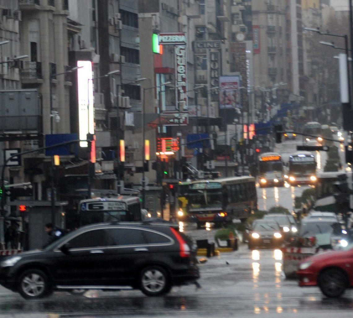 Por la falta de semáforos