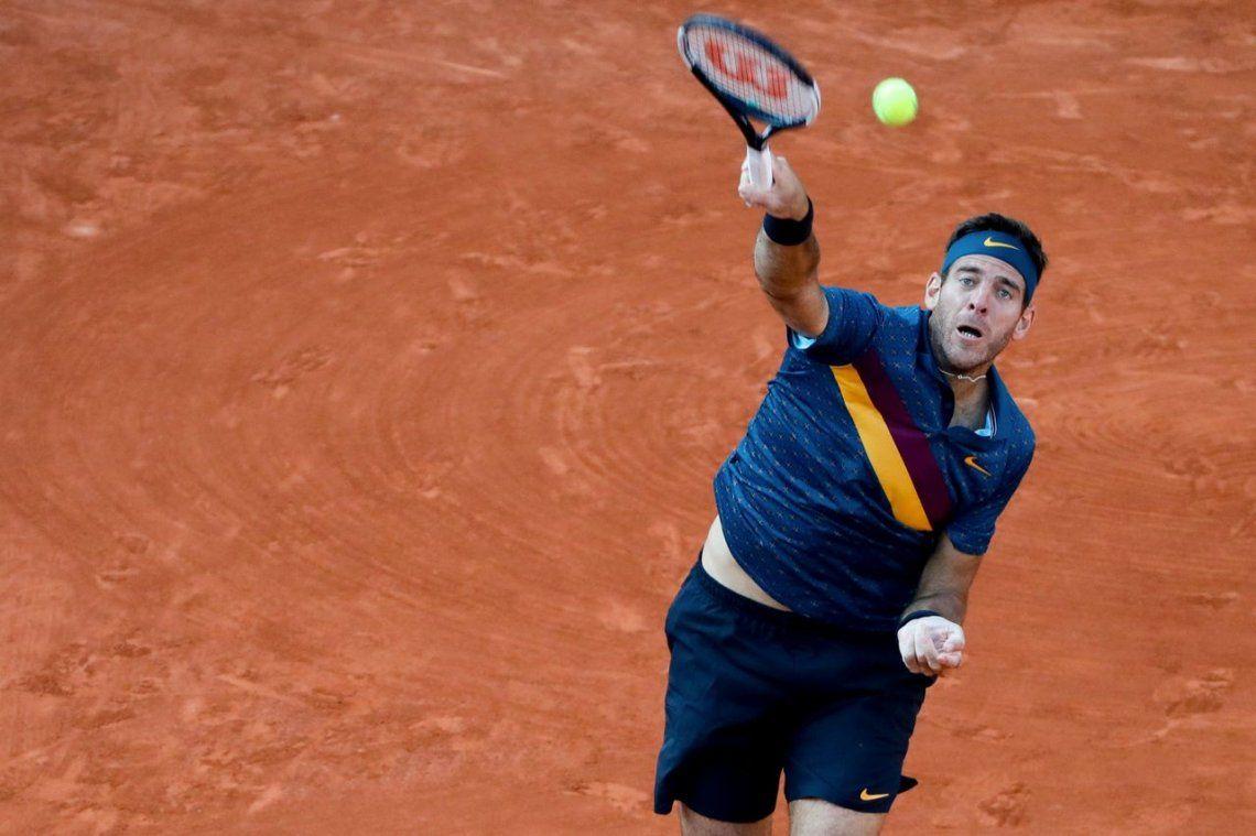 Juan Martin del Potro: No sé si fue mi último partido de tenis