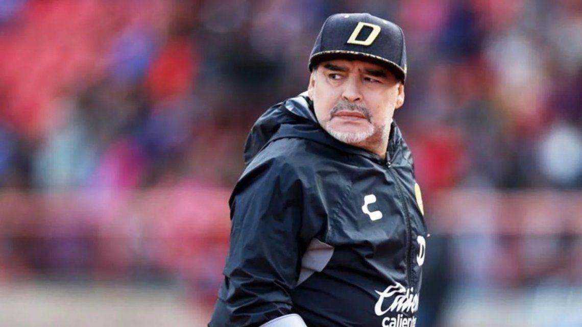 Maradona contra el periodismo por los rumores sobre su salud: Muchachos, con las enfermedades no se jode