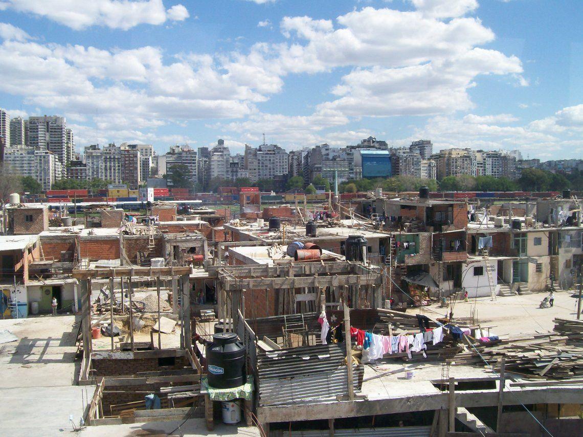 El Banco Mundial financiará la reurbanización de tres villas bonaerenses