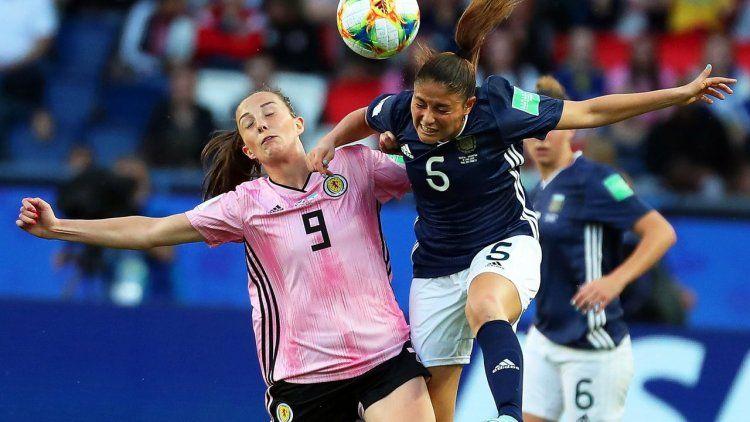Heroico empate de Argentina contra Escocia: levantó un 0-3