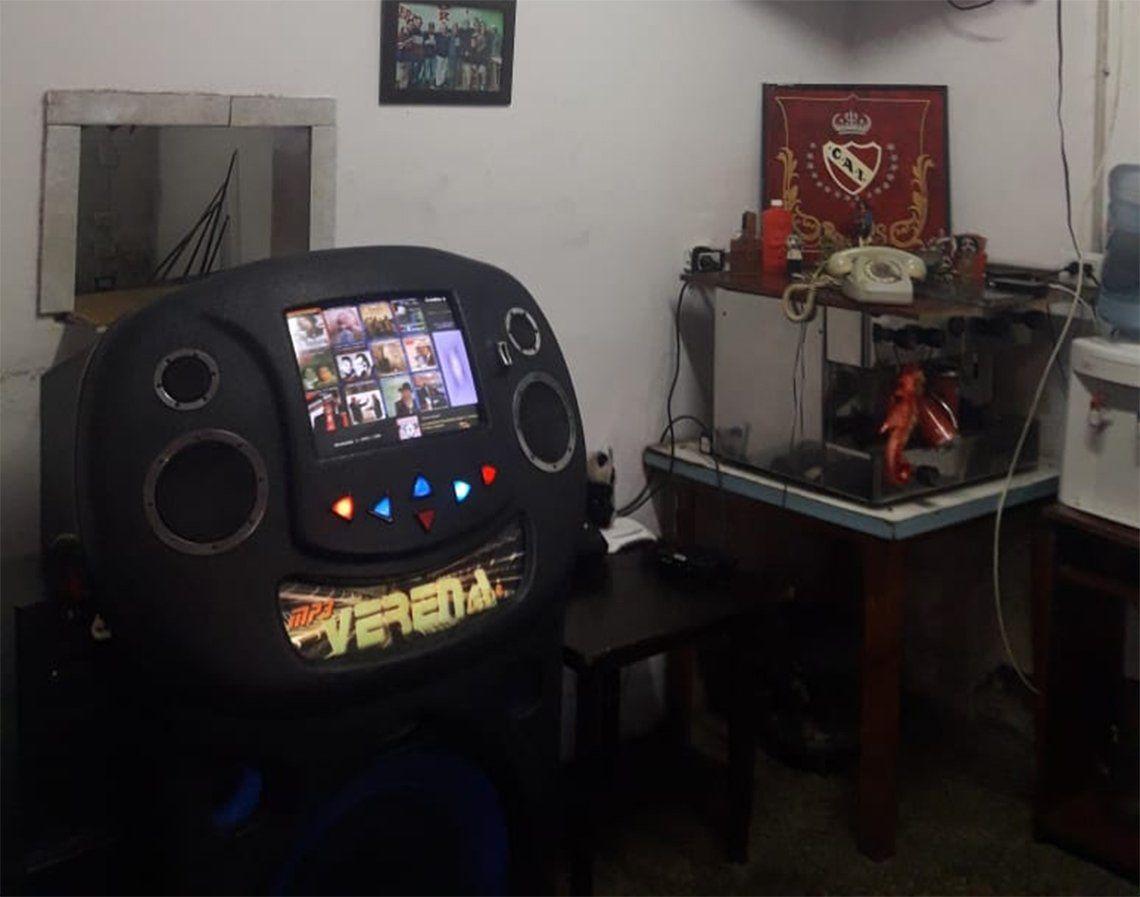 Berazategui: clausuraron bar por apuestas clandestinas y tragamonedas