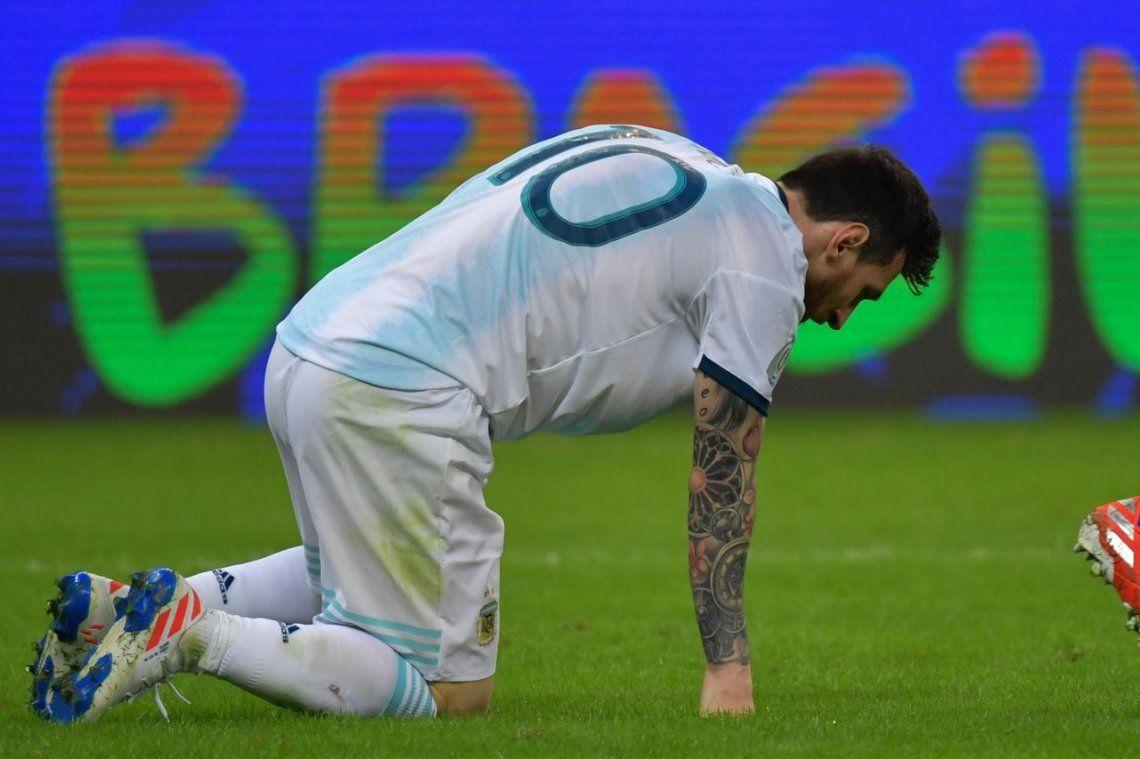 Copa América: ¿alguna vez Argentina se quedó afuera en primera ronda?