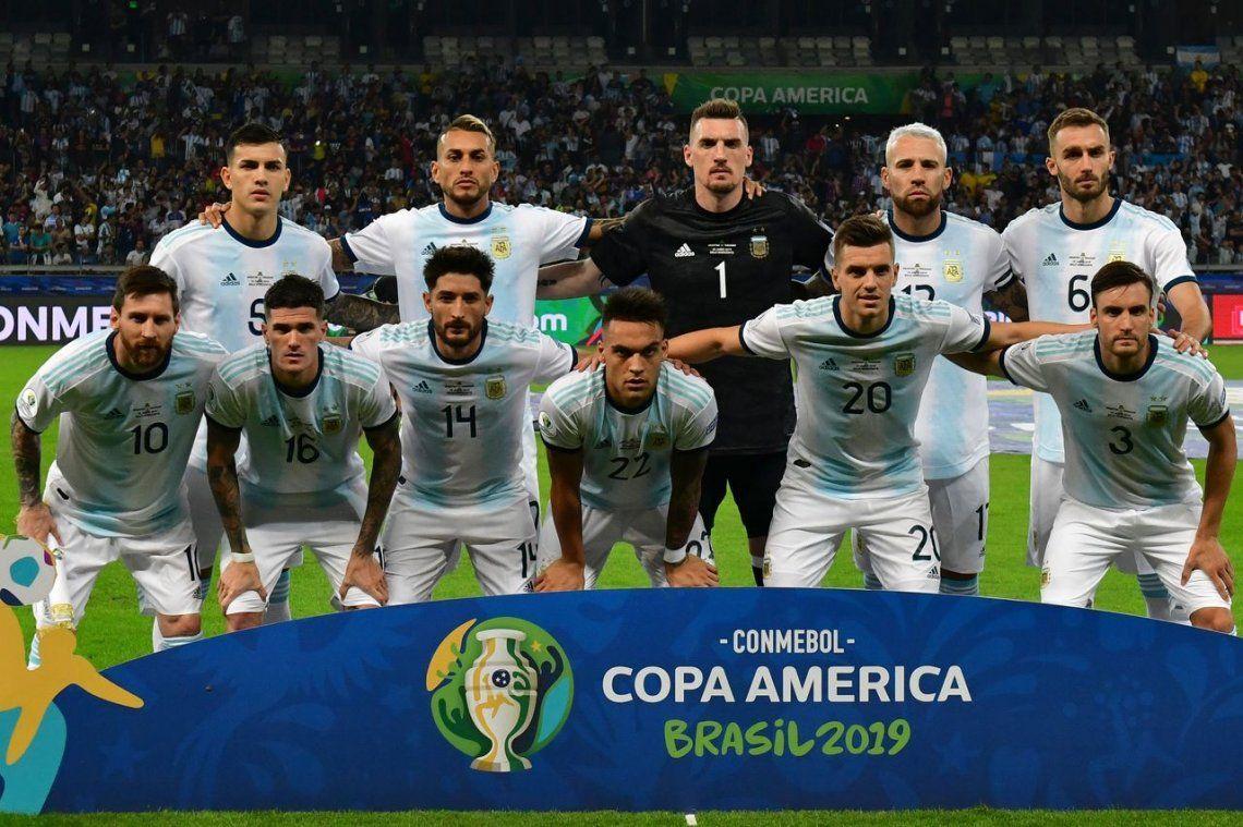 Copa América: el uno x uno de la Selección Argentina ante Paraguay