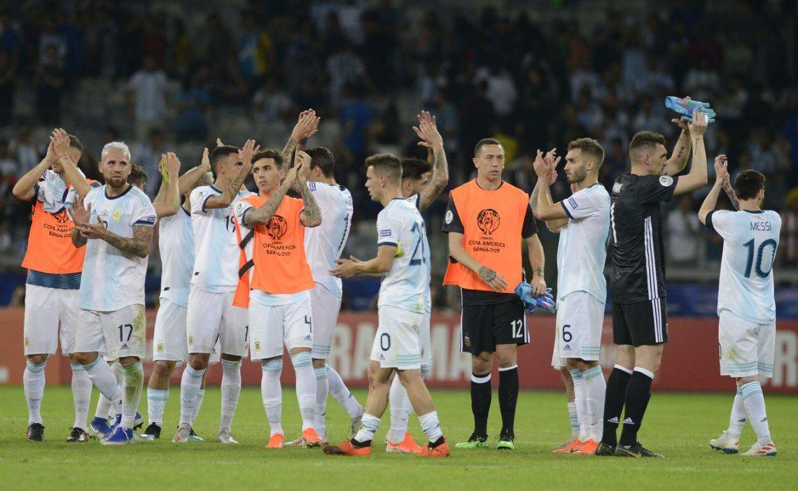 Cuándo vuelve a jugar Argentina en la Copa América:  tv, horario, fecha y cómo verlo on line