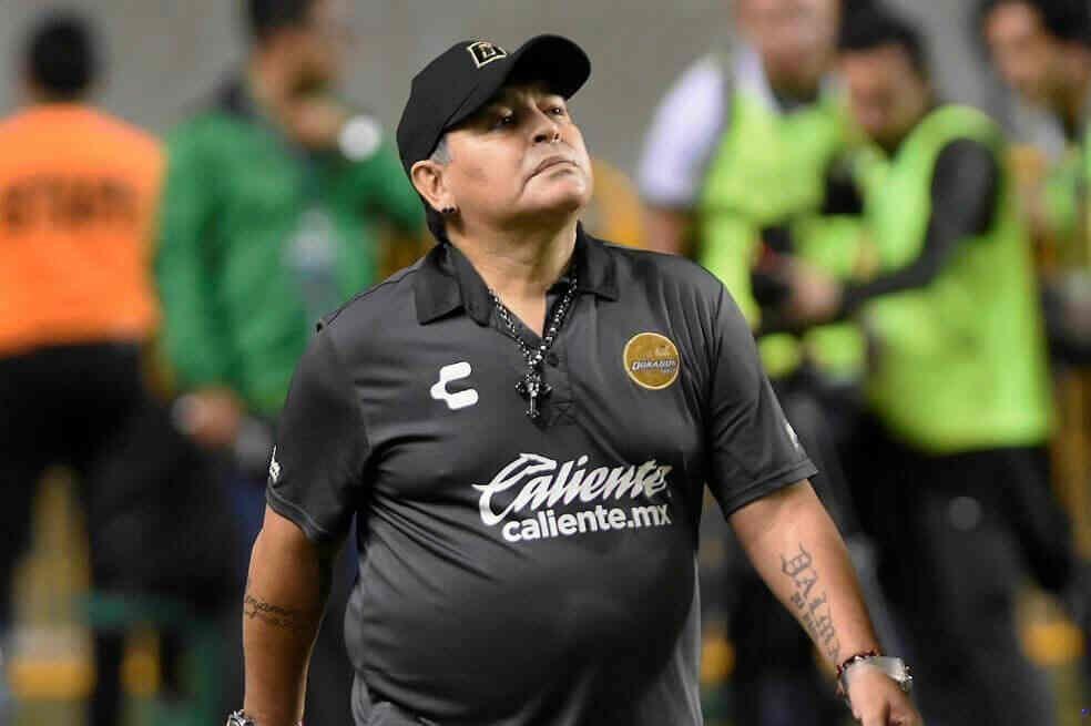 Desmienten que Diego Maradona tenga Alzheimer y se filtra un documento que detalla su estado de salud: Se encuentra en mejoría sintomática
