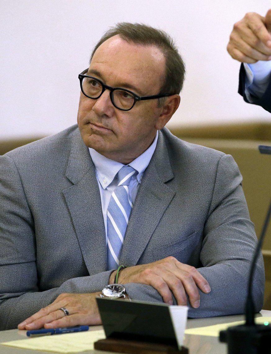 Kevin Spacey llegó a un acuerdo con los herederos de un denunciante muerto
