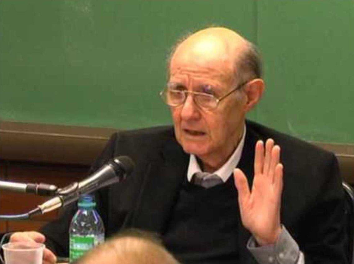 Hugo Gambini murió a los 85 años: fue autor de biografías sobre el Che Guevara y Arturo Frondizi