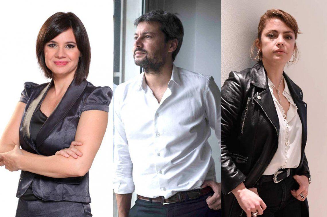 Gisela Marziotta y Dolores Fonzi suenan para acompañar a Matías Lammens en Capital