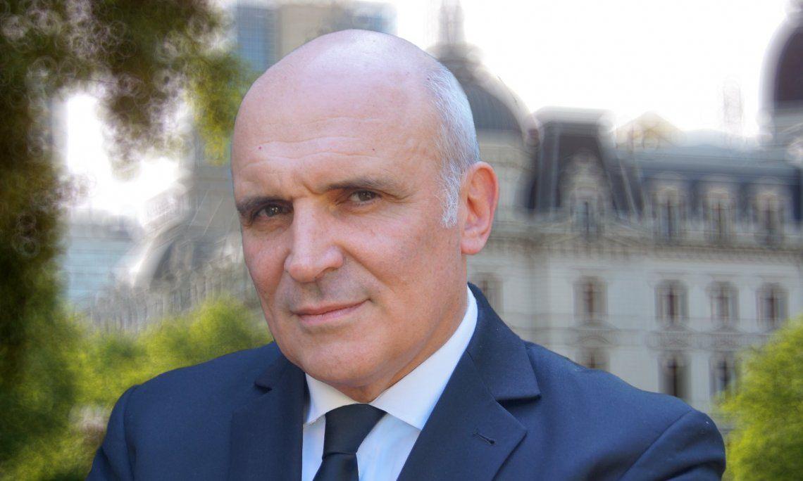 José Luis Espert ratificó que sigue en carrera hacia octubre
