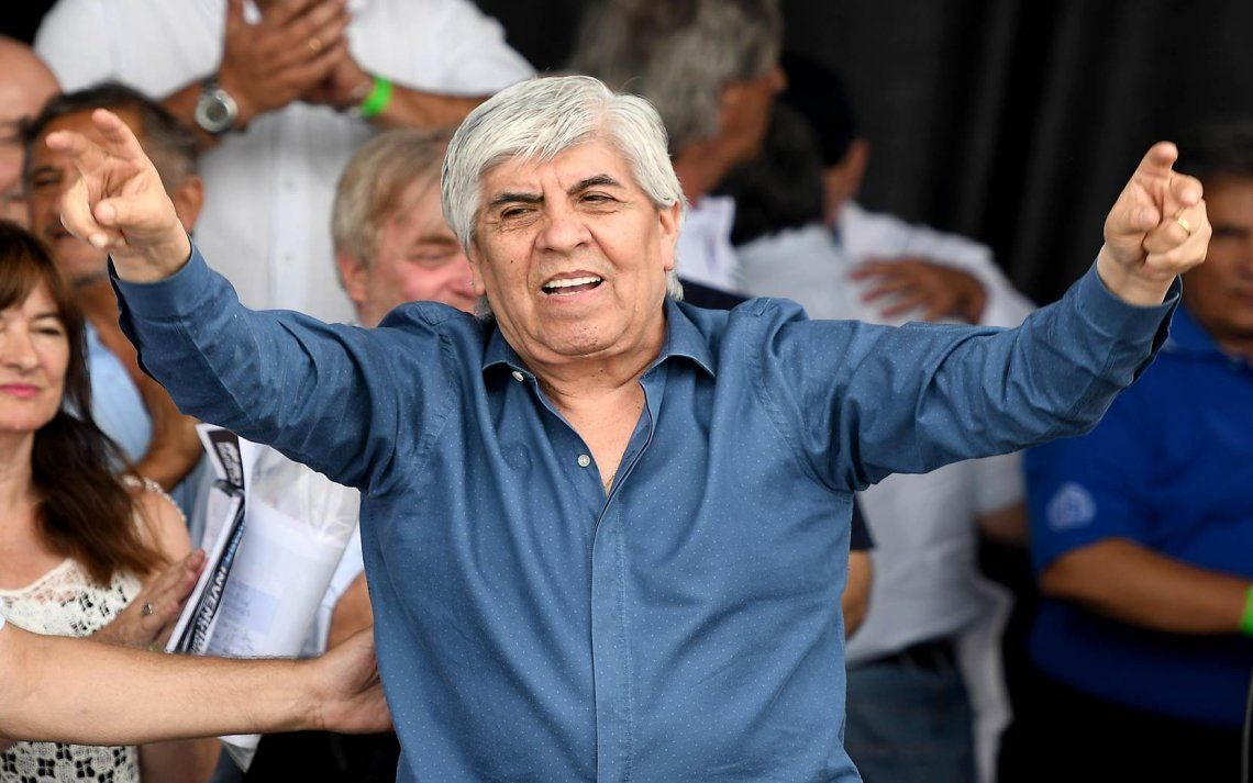 Hugo Moyano: La que manda es Christine Lagarde y Macri es un empleado de ella