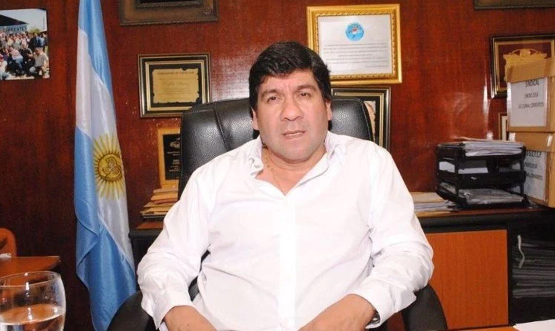 Encontraron muerto a Rubén Suárez, senador provincial y titular de la UTA de Corrientes