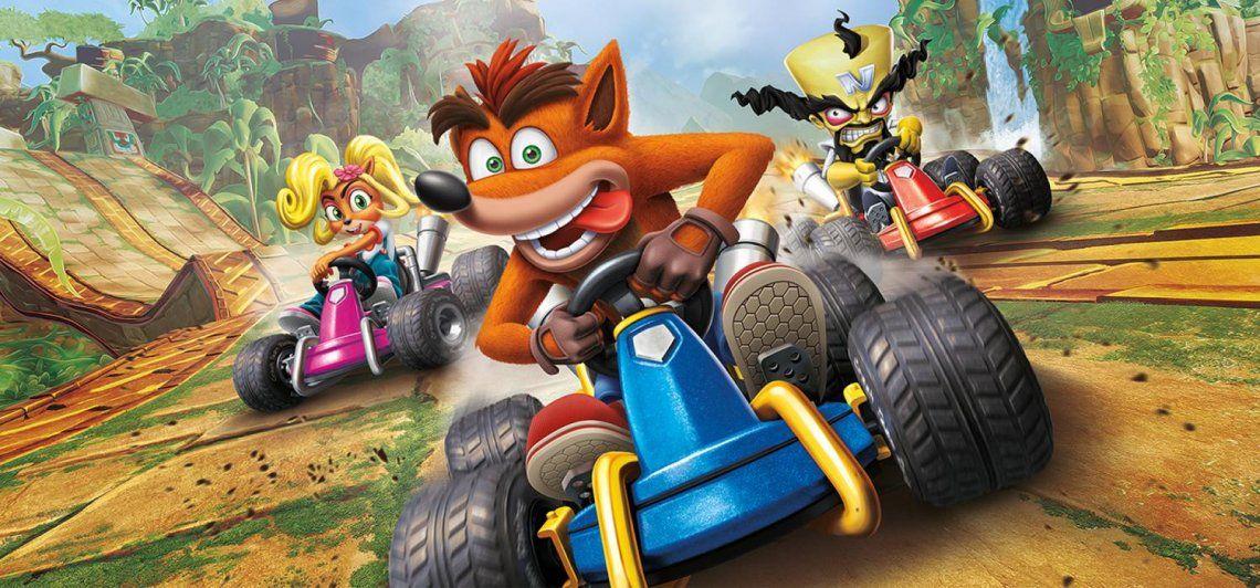 Crash Team Racing: Nitro-Fueled | Así se ven ahora los personajes en la nueva versión del clásico videojuego