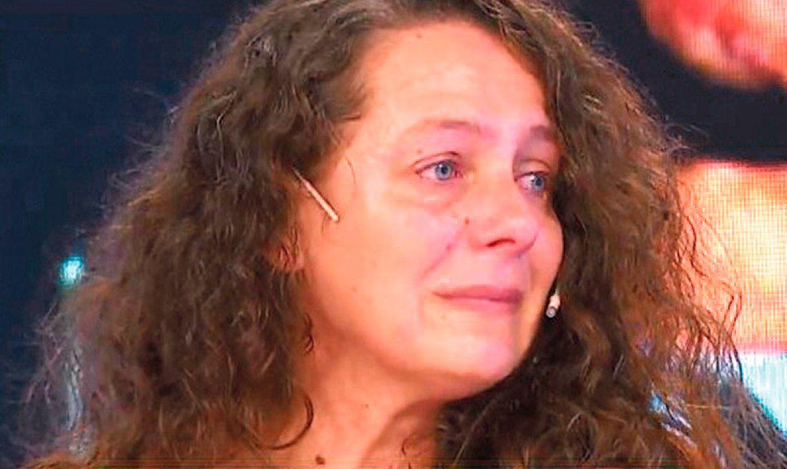 Claudia Zucco, la mujer que dijo en televisión que es hija de Raúl Taibo
