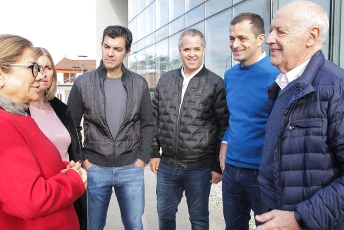 Lavagna y Urtubey eligieron a Eduardo Bali Bucca como candidato a gobernador de Buenos Aires y a Graciela Camaño para encabezar las lista de diputados