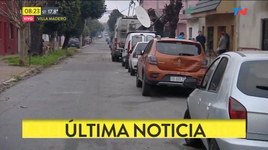 Misterioso crimen de un subcomisario en Villa Madero