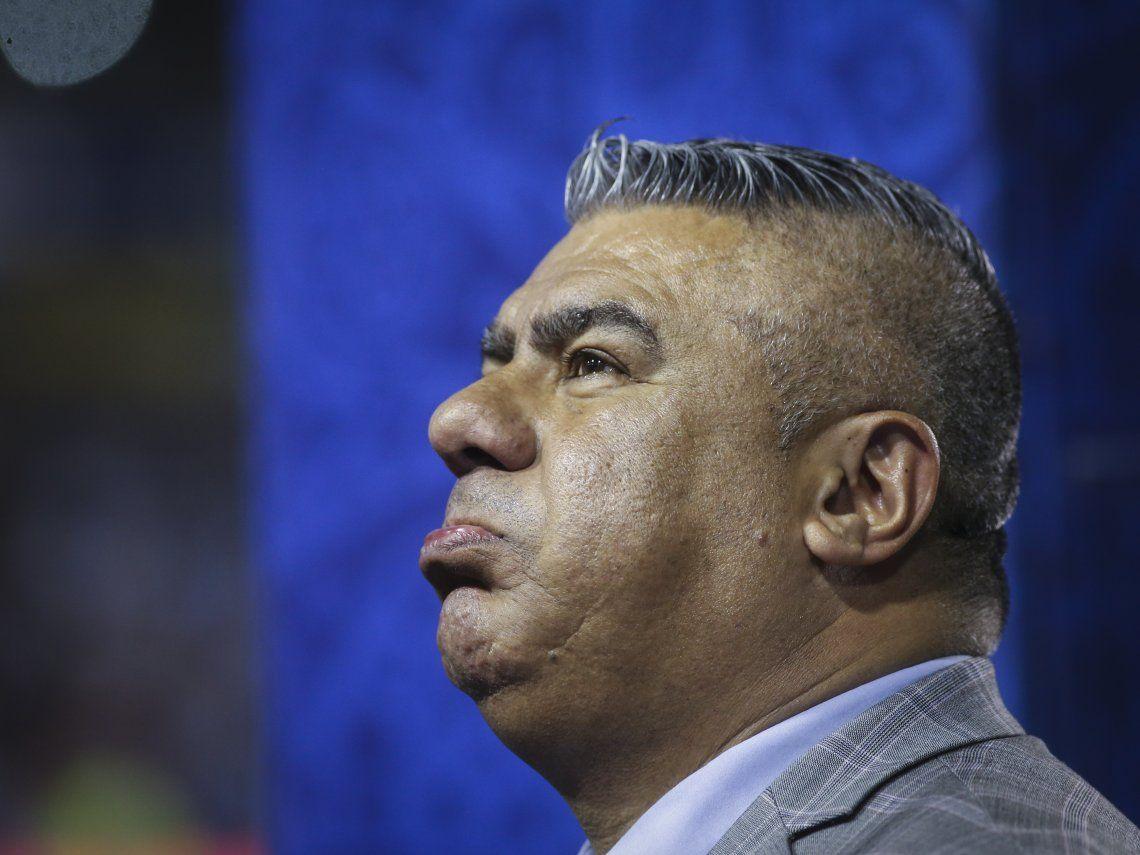Tapia le hizo un pedido a los argentinos en la previa del partido