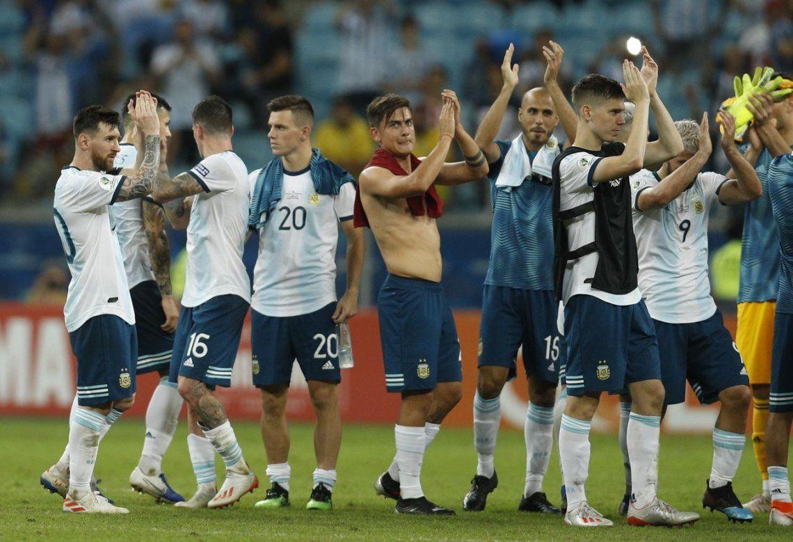 El uno x uno de la victoria de Argentina frente a Qatar: Paredes y De Paul, los mejores