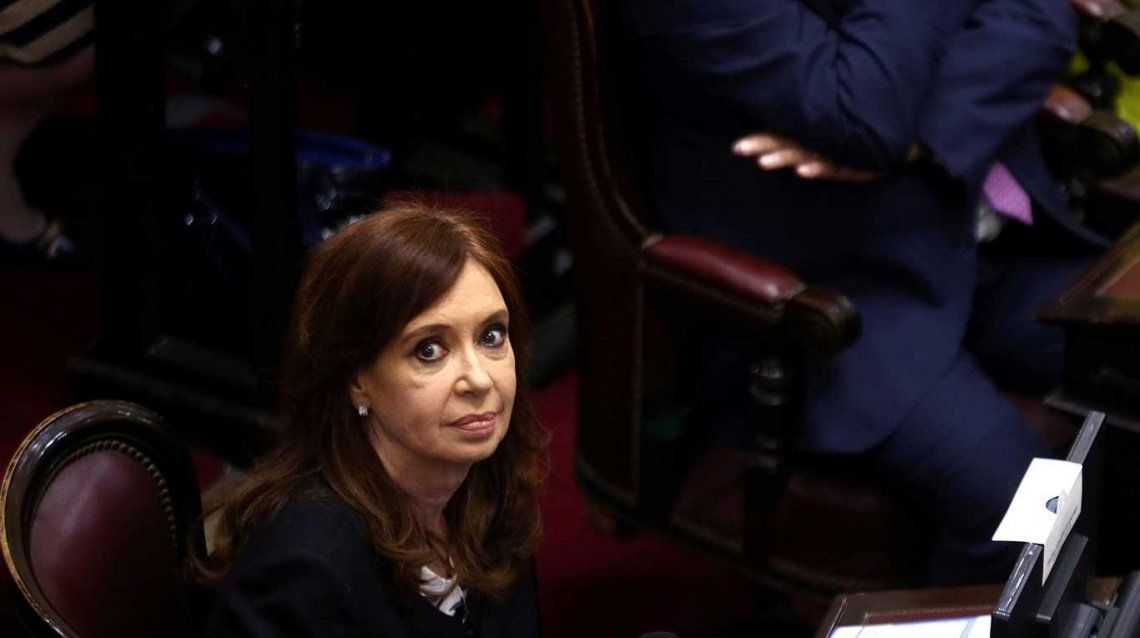 Con la ausencia de Cristina Kirchner, hoy termina el primer tramo del juicio