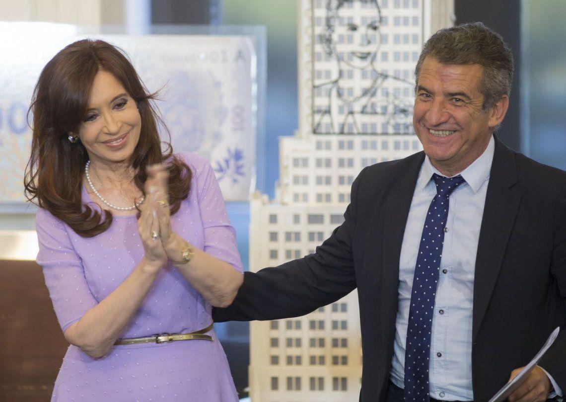 Cristina Kirchner no fue a Tribunales y se reunió con Sergio Urribarri