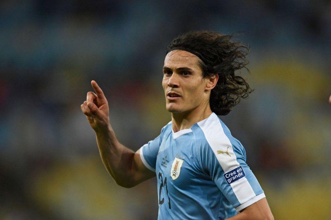 Uruguay y Cavani enviaron a Chile a un escenario no deseado