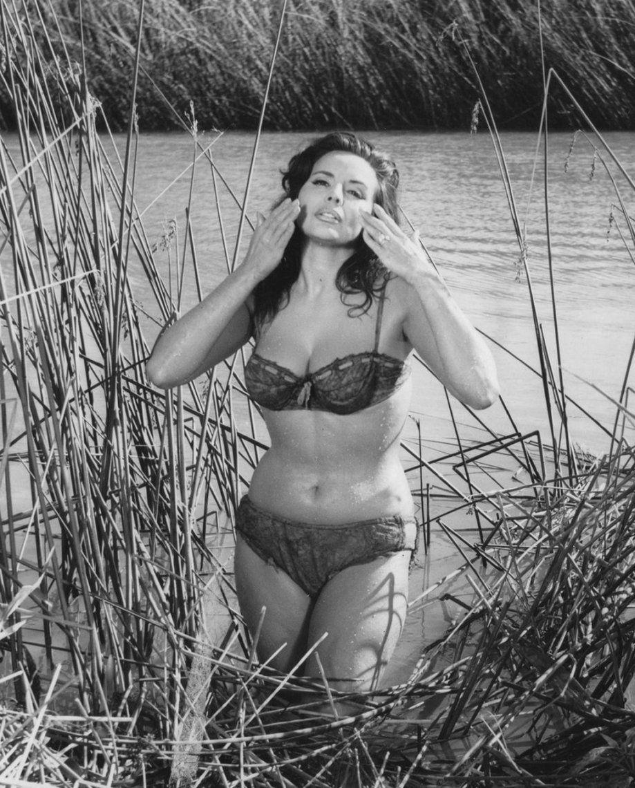 Toda la sensualidad de Isabel Sarli, en 15 fotos