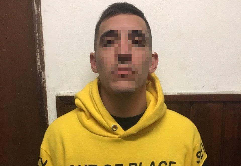 La detención ocurrió en Villa Martelli.