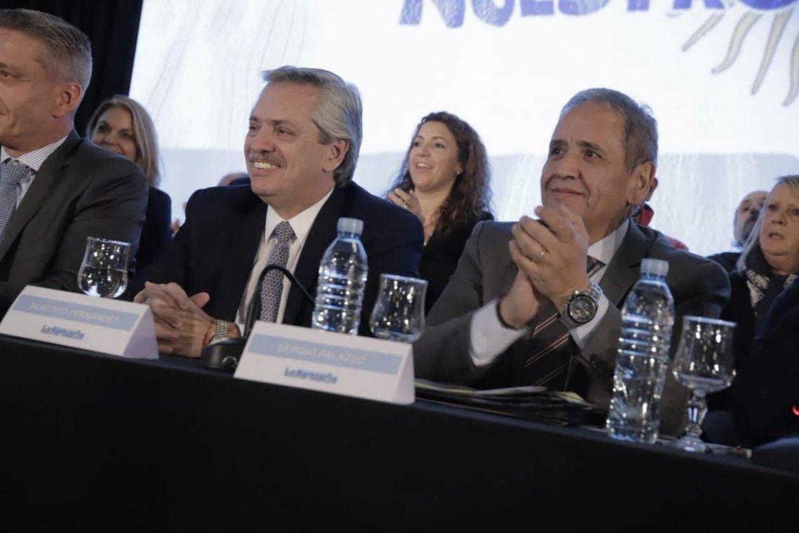 Alberto Fernández: El 10 de diciembre vamos a construir la Argentina que nos merecemos