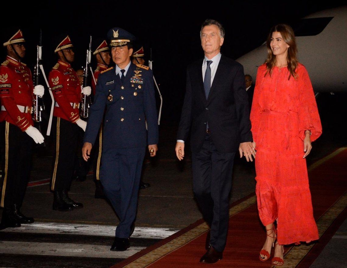 Mauricio Macri dijo que Indonesia es un socio comercial clave