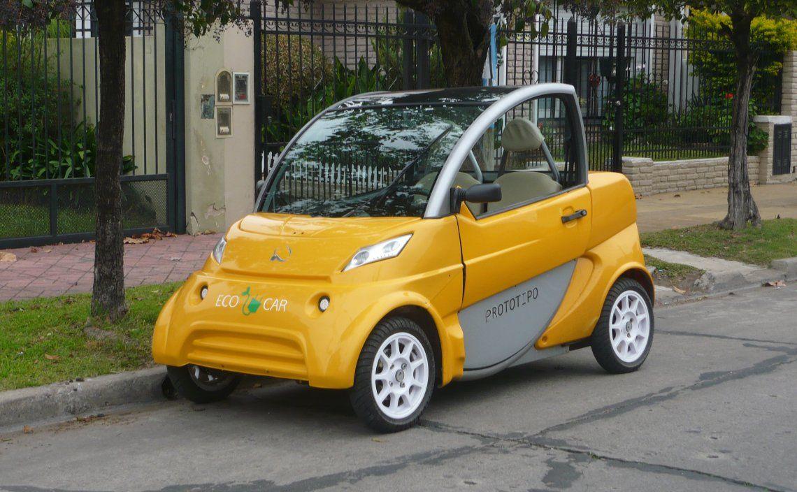 El primer auto eléctrico de industria nacional