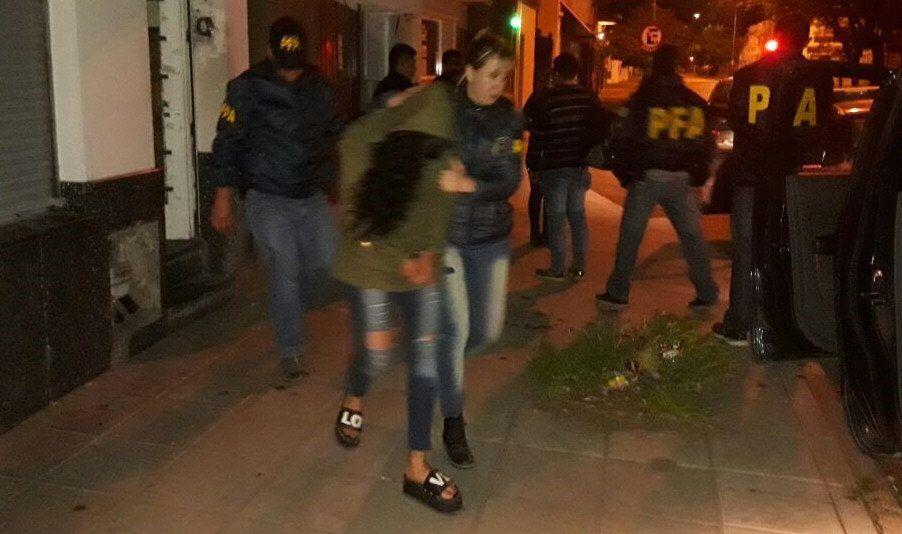 Las víctimas -argentinas