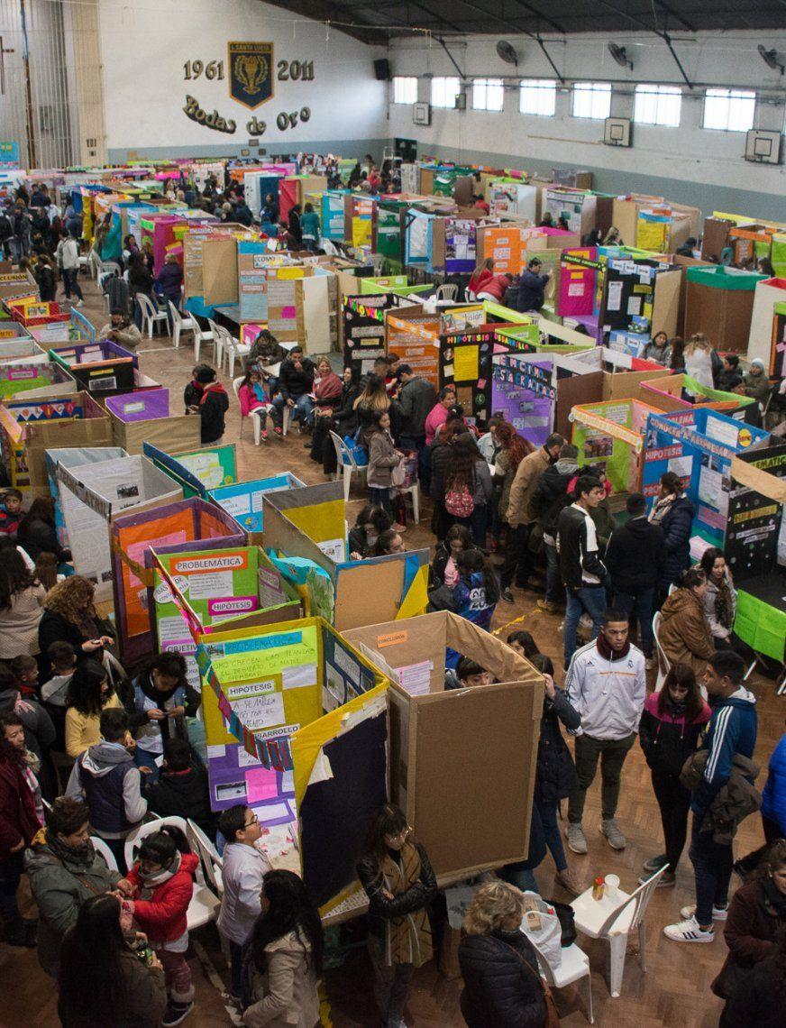 Florencio Varela: Feria Distrital de Educación, Arte, Ciencia y Tecnología