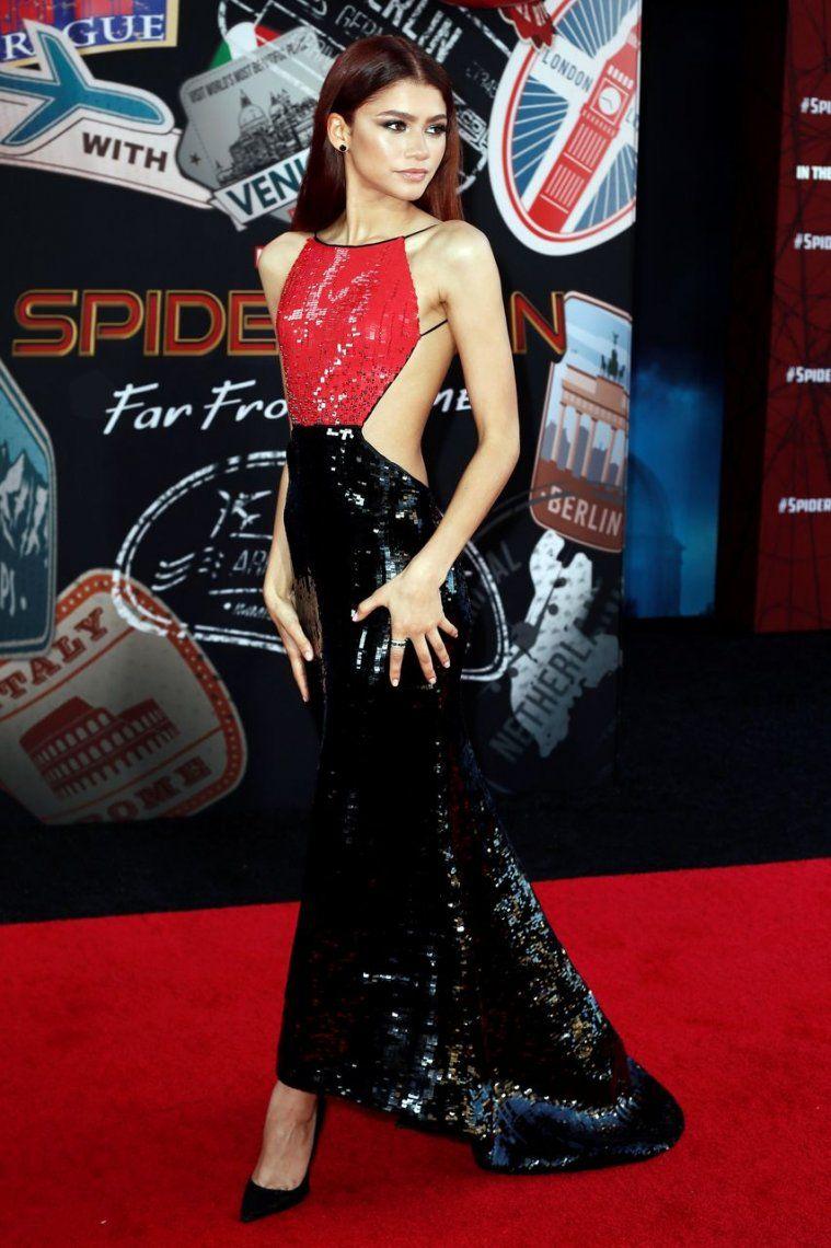 Las mejores fotos de la premiere mundial de Spider-Man: Far from Home