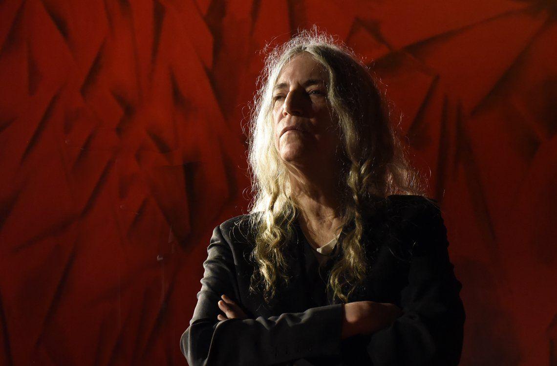 Patti Smith regresará a la Argentina el 21 de noviembre
